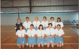 WRR Netball Early years4